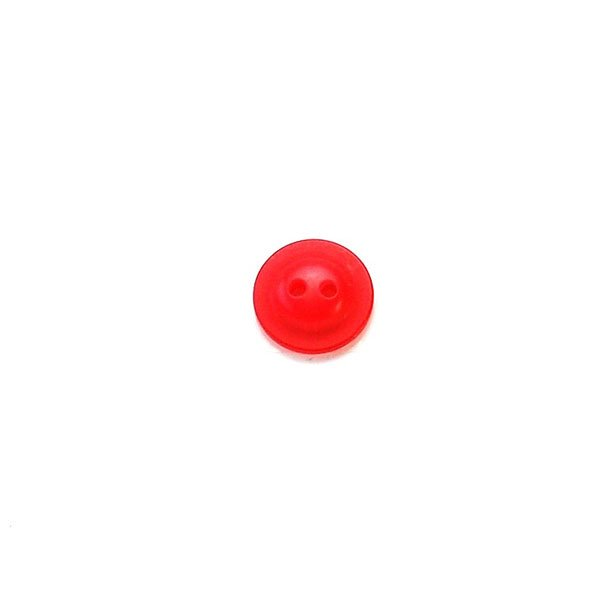Darker Rim Concave Plastic Buttons