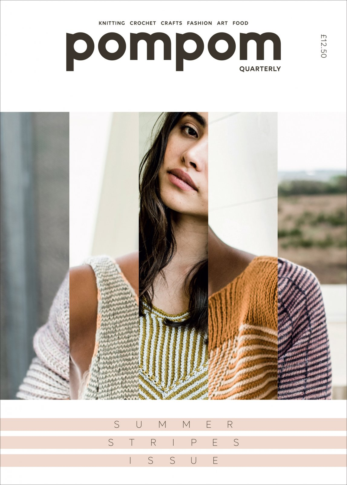 Pom Pom, Issue 25 - Summer 2018 - Summer Stripes