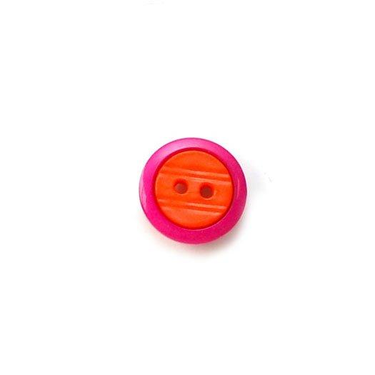 Rainbow Pop Plastic Buttons