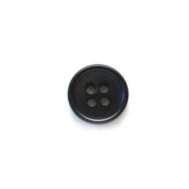 Rimmed Edge Corozo Buttons