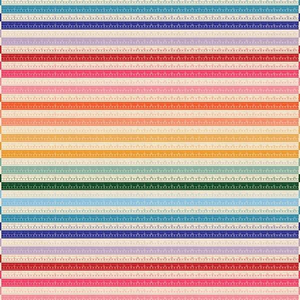 Ruler in Brights - Paintbrush Studios