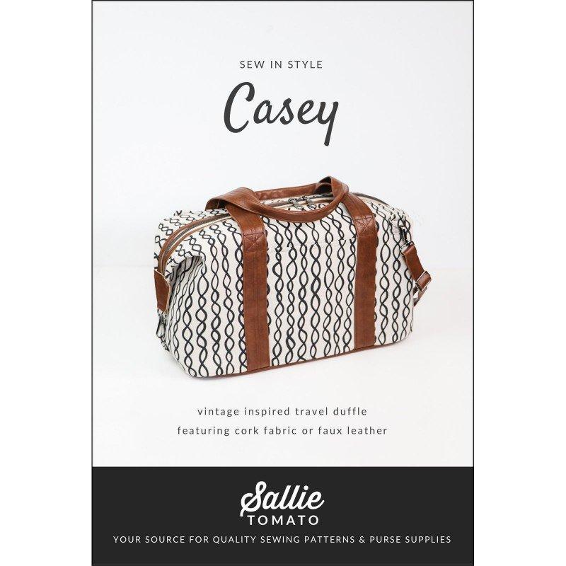 Casey- bag sewing pattern