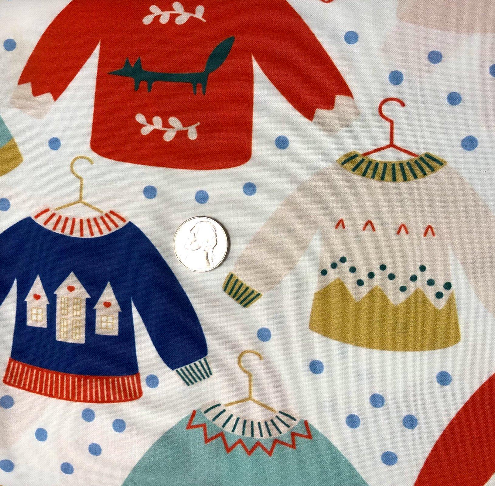 Scandinavian Pullovers - Paintbrush Studios