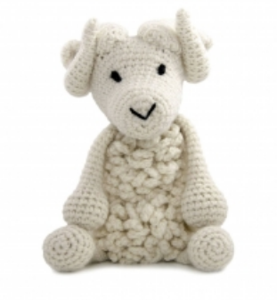 Bryn the Ram Crochet Kit - Toft UK
