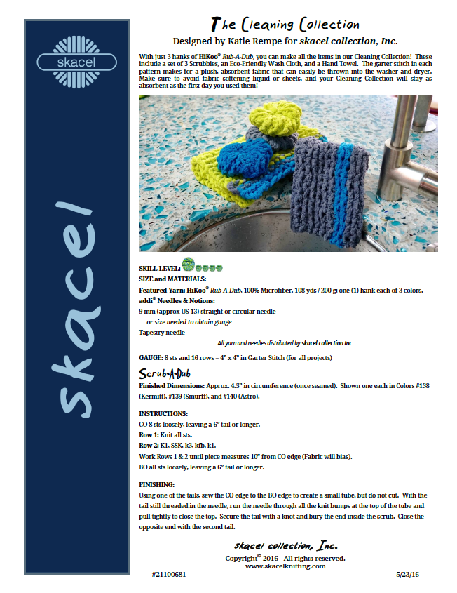 Rub-a-dub - Cleaning Collection Free PDF Download