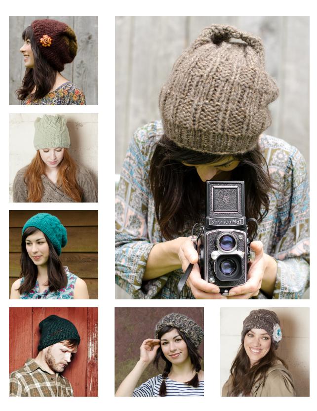 Riff Hat Pattern  - free .pdf pattern download
