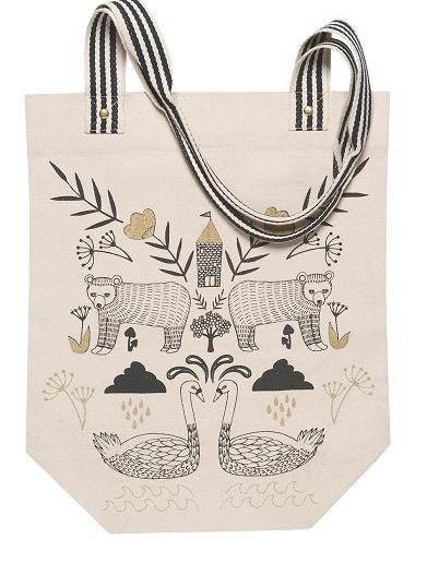 Wild Tale Tote Bag