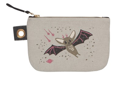 Beasties Small Zipper Pouch