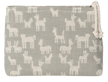 Animal Pack Small Cosmetic Bag
