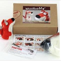 Woolbuddy Felted Animal Kit