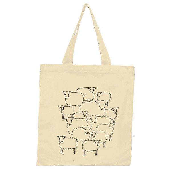 Sheep Herd Tote