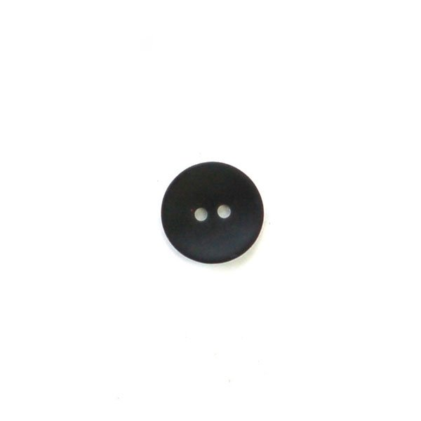 Dyed Agoya Matte Shell Button
