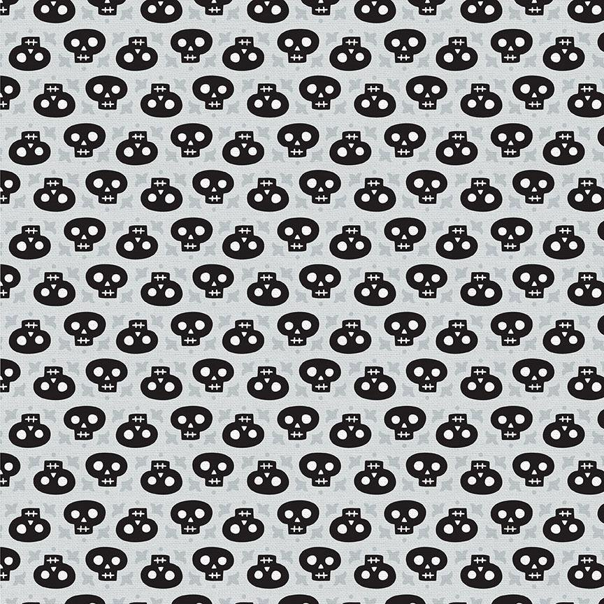 Black Skulls - Paintbrush Studios