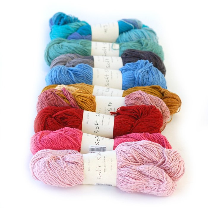 BC Garn Soft Silk Yarn