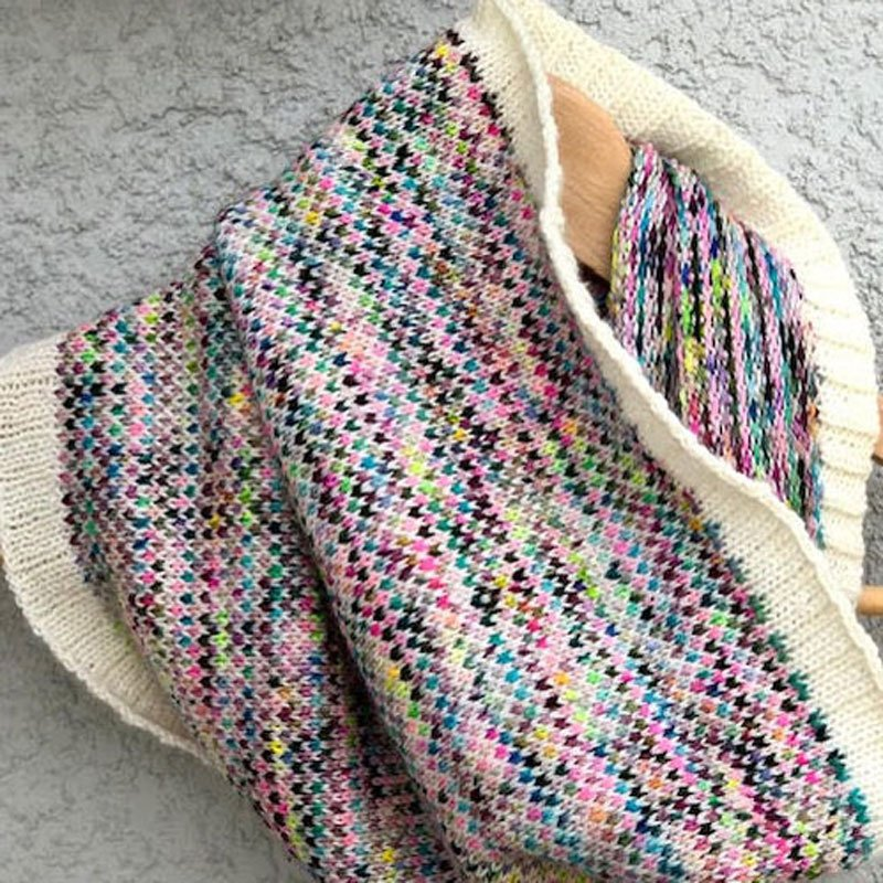 100 Colors Cowl Kits by Yarn Snob