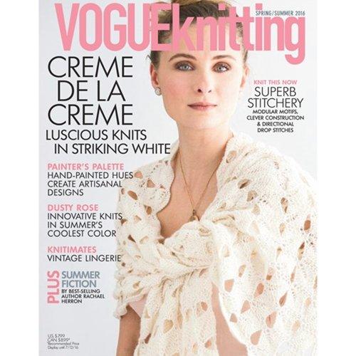 Vogue Knitting Spring/Summer 2016