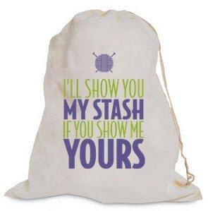 My Stash Project Bag