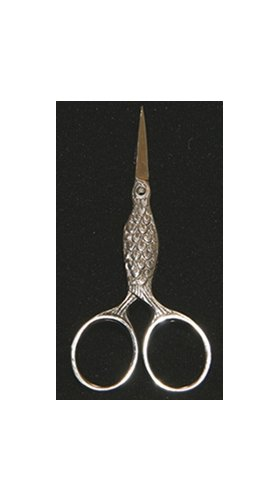 Fish Stainless Steel Embroidery Scissors