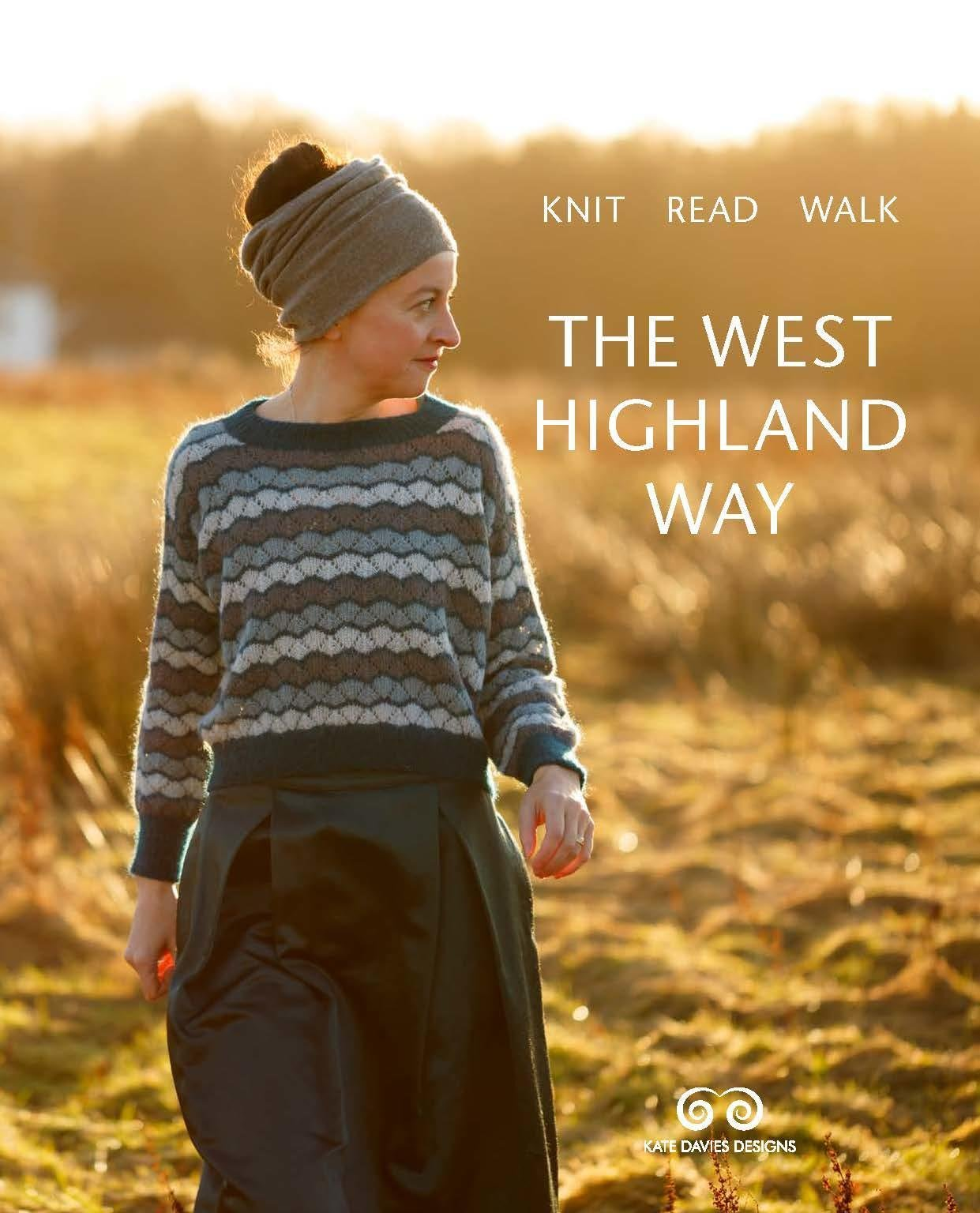 The West Highland Way  by Kate Davies