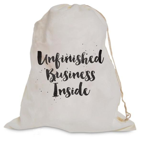 Unfinished Business Project Bag