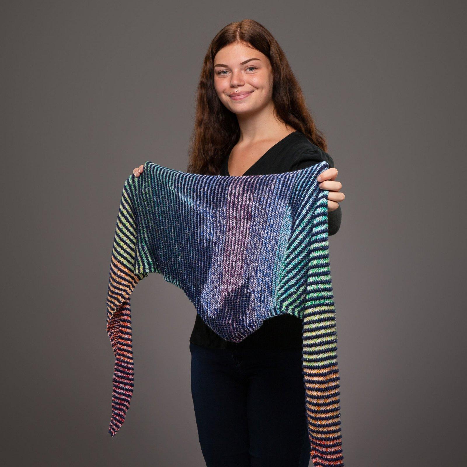 Unicorn Shadow Knitting Kit