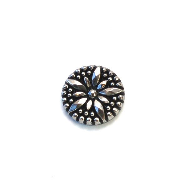 1950s Flower Vintage Button