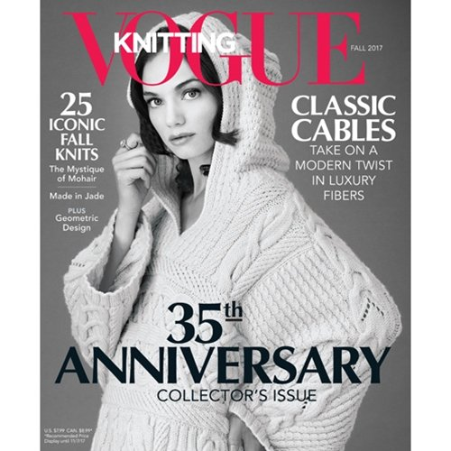 Vogue Knitting Fall 2017 (35th Anniversary)