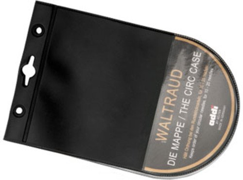 addi Vinyl Needle Storage Pouch - Circular or DPN