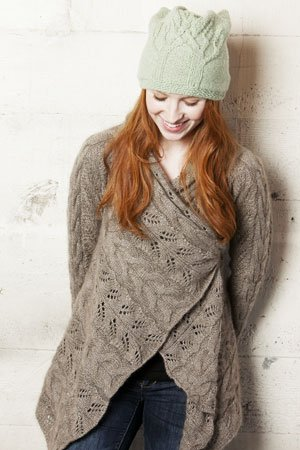 Wayside Cardigan - free pattern download