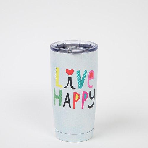 Llive Happy Tumbler - Natural Life
