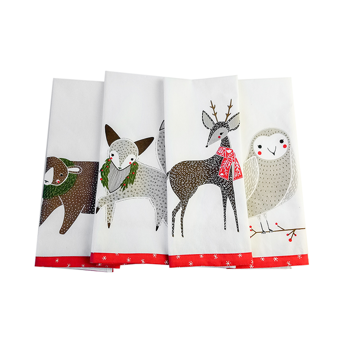 Merriment Tea Towels