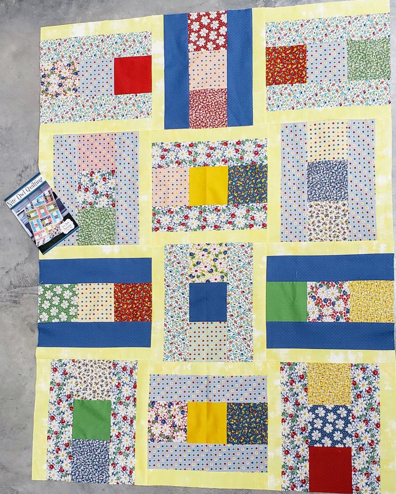 Sew Playful Quilt Kit