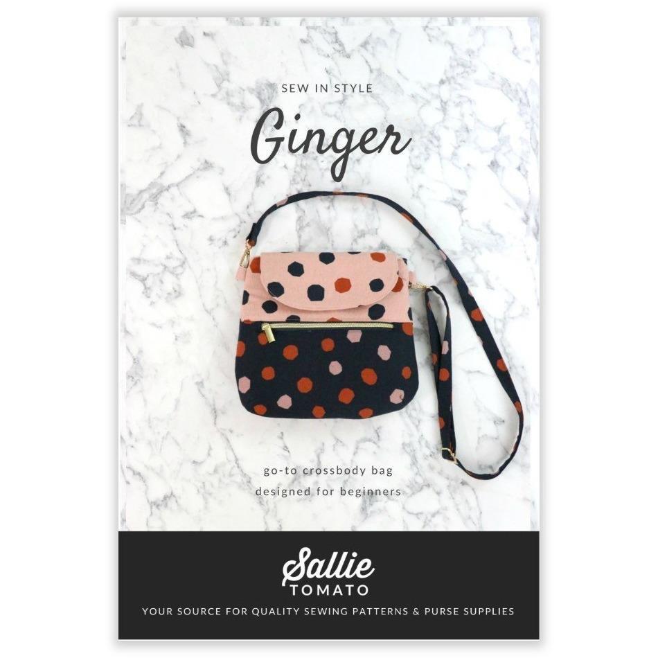 Sallie Tomato Ginger Kit/Cotton Candy