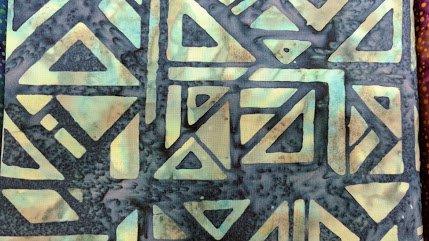 Triangle Geo Cerulean