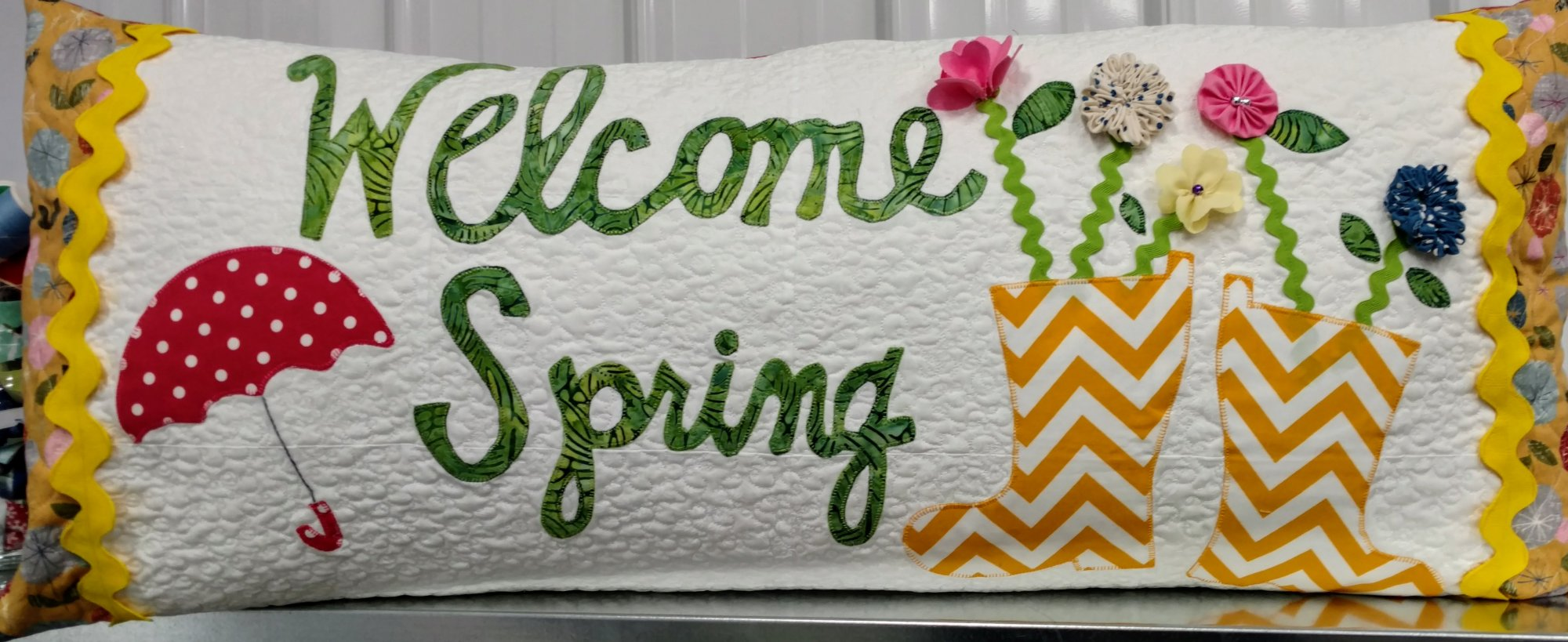 Welcome Spring Pillow Kit