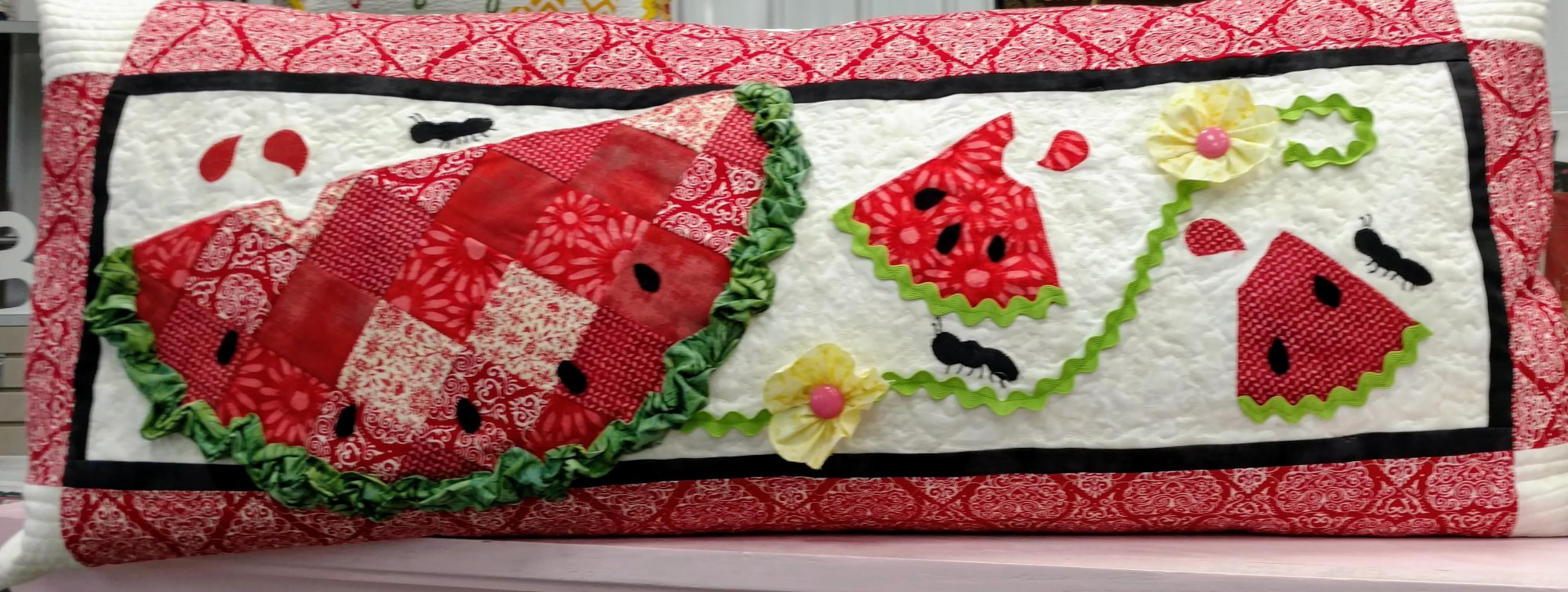 Watermelon Pillow Kit