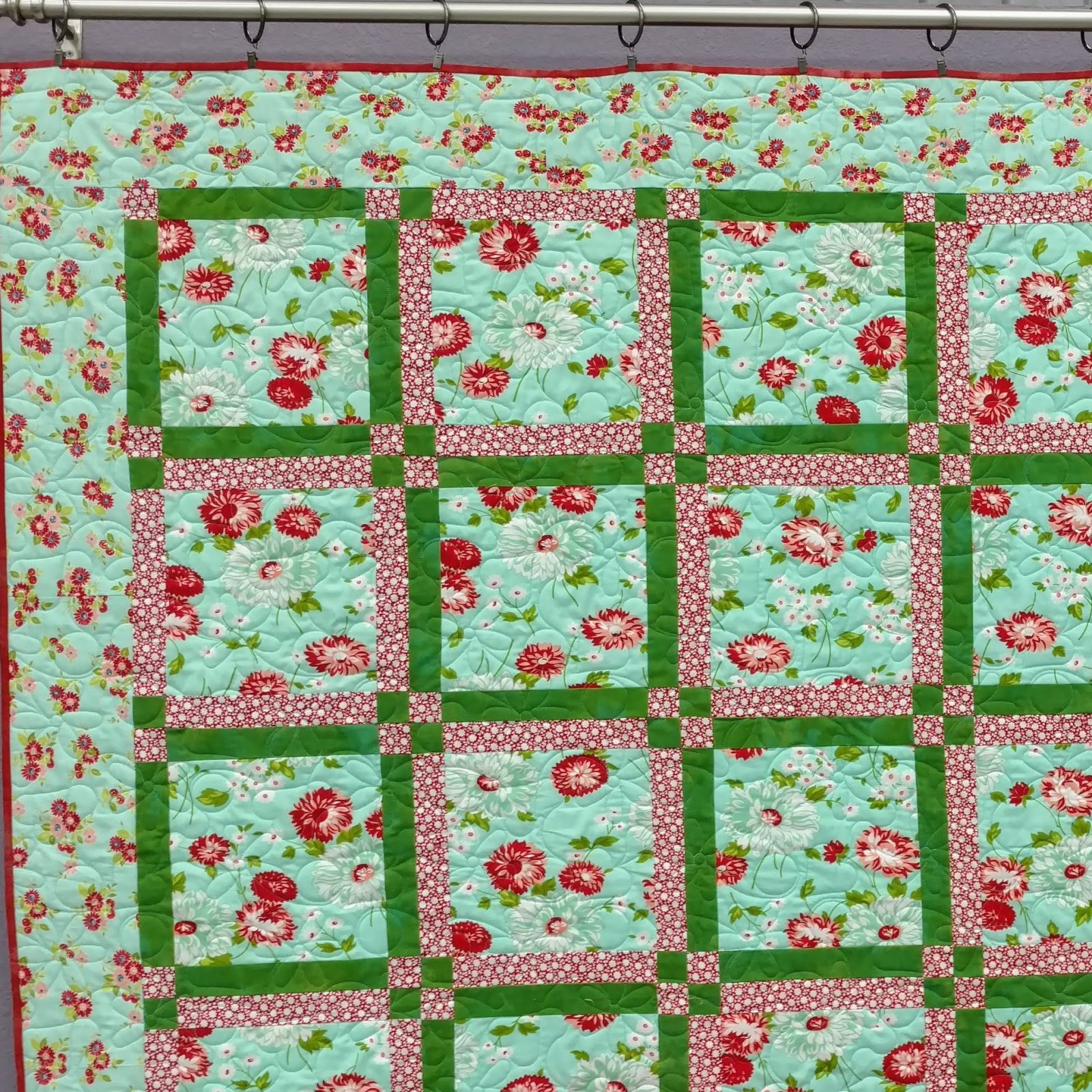 Wildly Carefree Quilt Kit