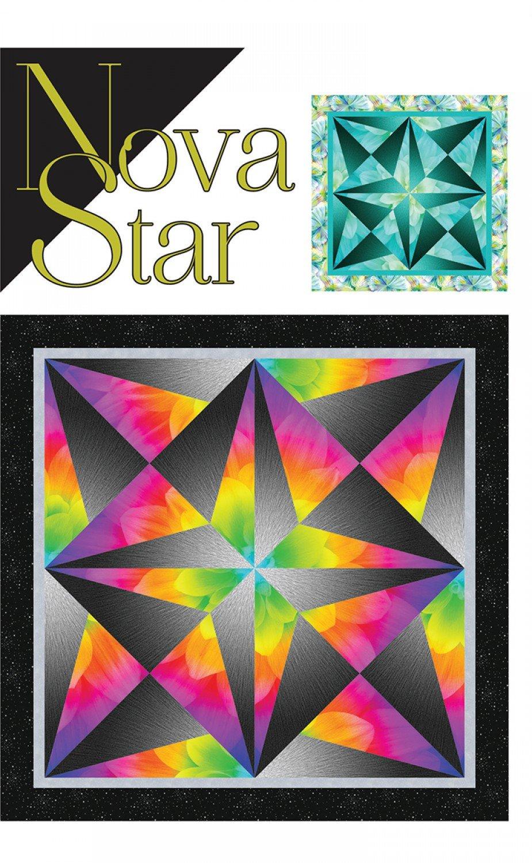 Nova Star Quilt Kit