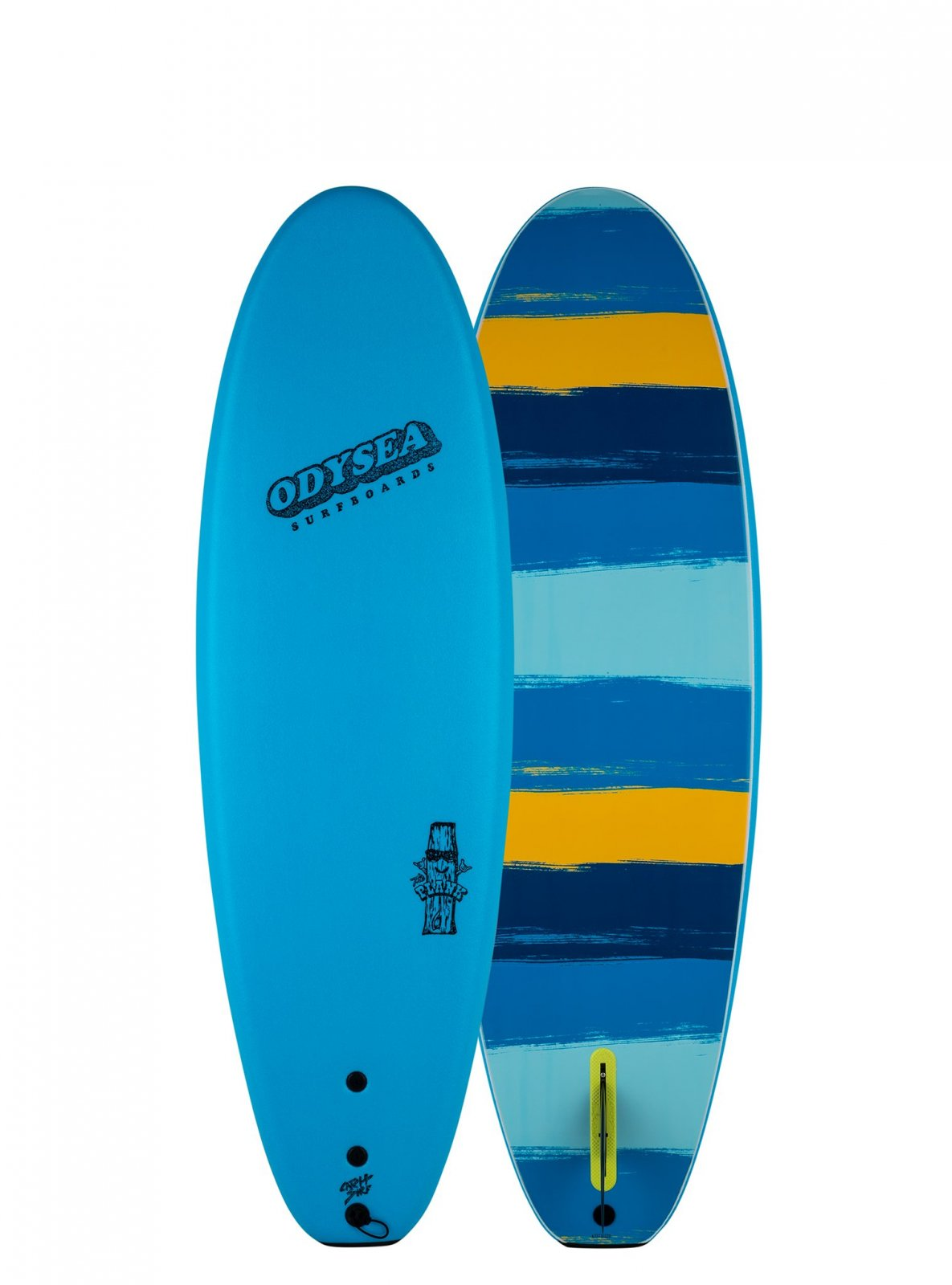 2020 Odysea 6-0 Plank- Single Fin