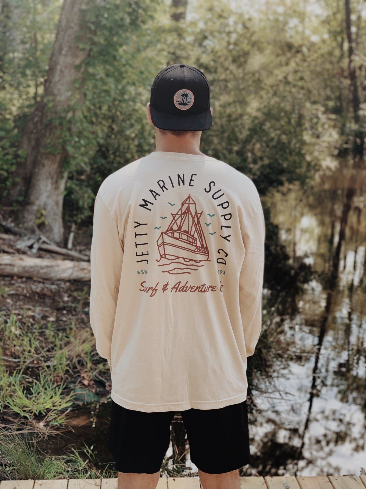 Jetty X Surf & Adventure SS Victory L/S