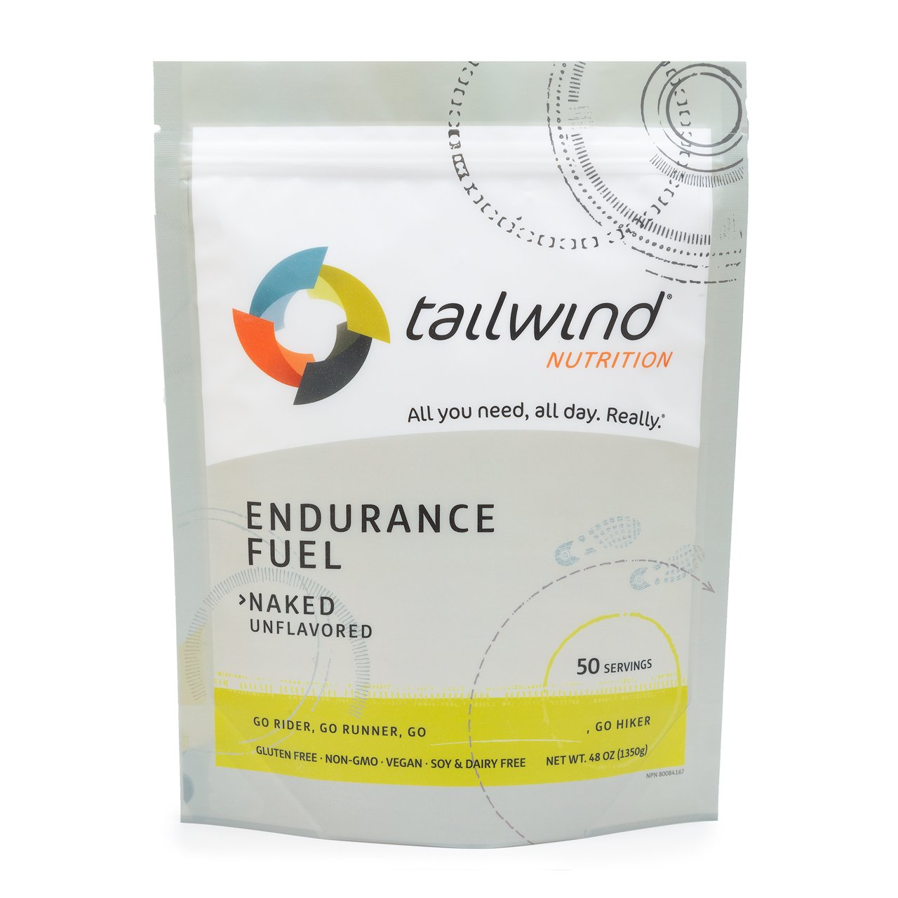 TAILWIND ENDURANCE FUEL NAKED