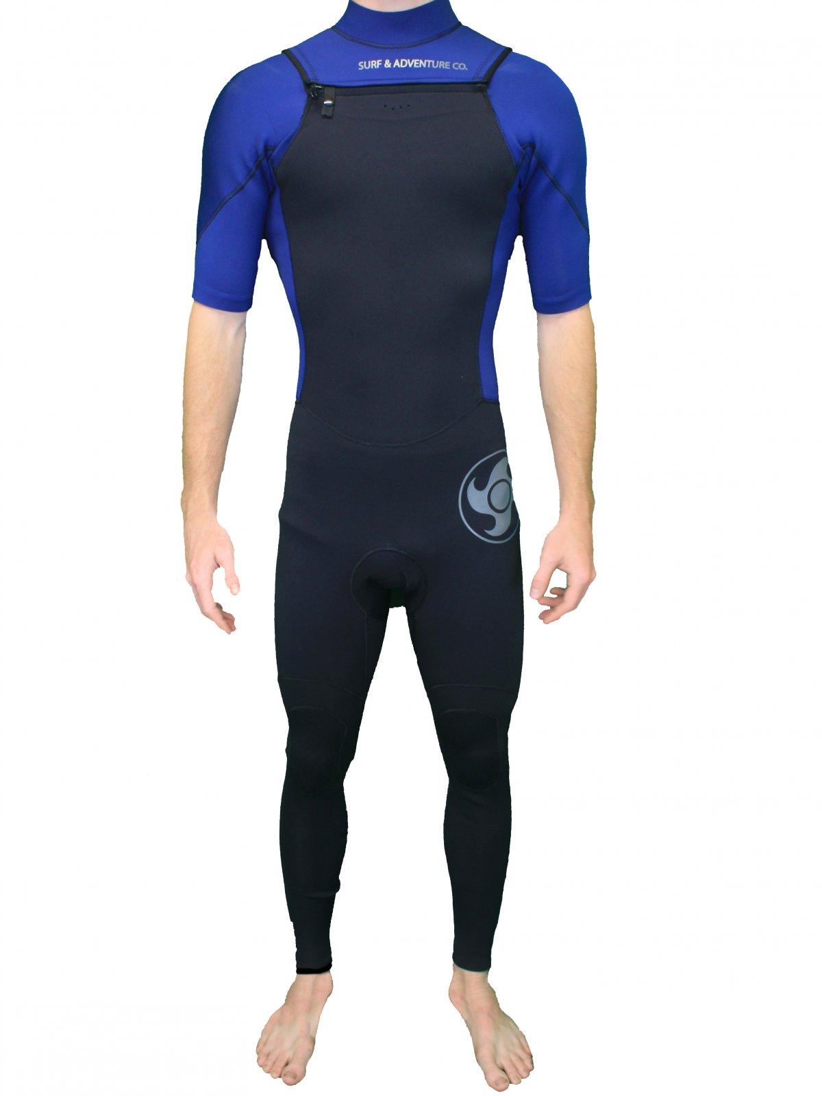 2/2 Short Full Steamer Wetsuit