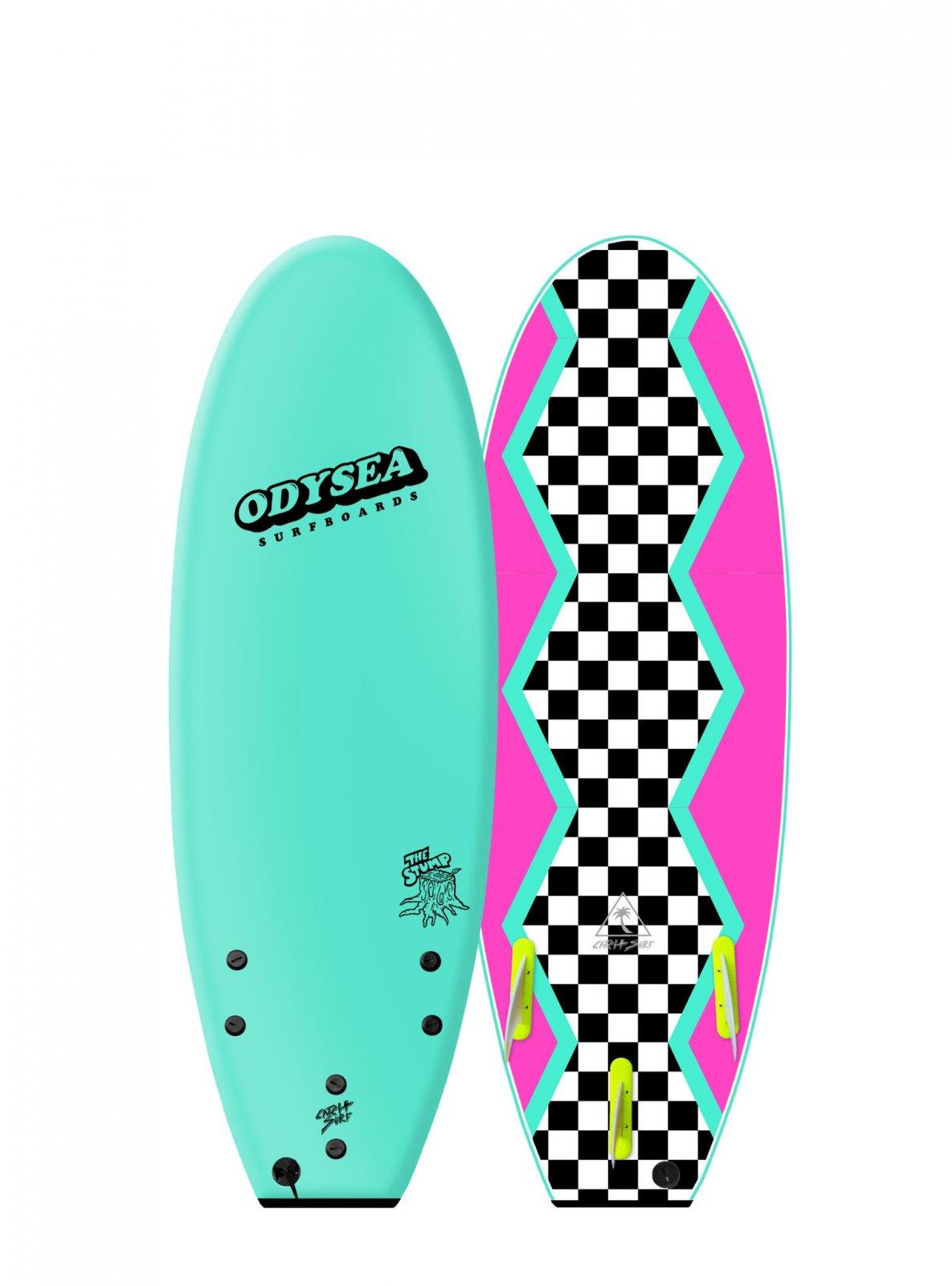 Odysea 5'0 Stump- Thruster-19