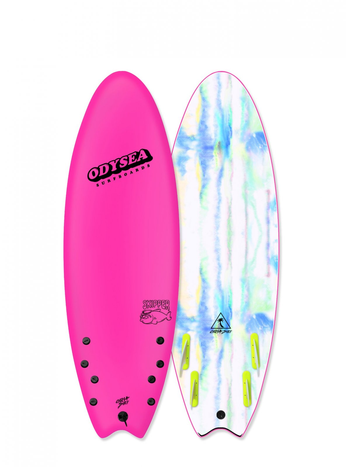 Odysea 5'6 Skipper- Quad