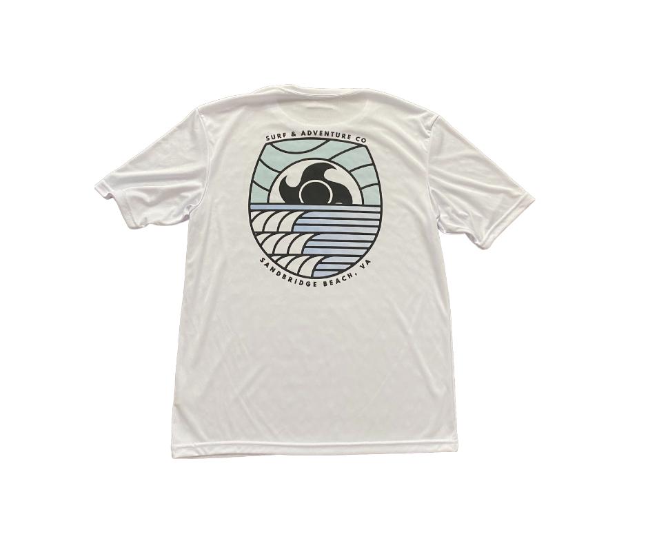 S&A Waves Surf Shirt
