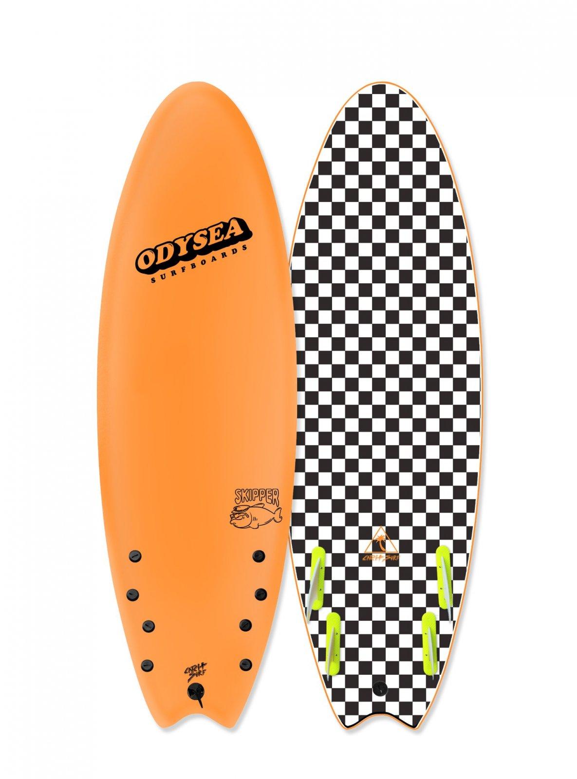 Odysea 6'0 Skipper- Quad