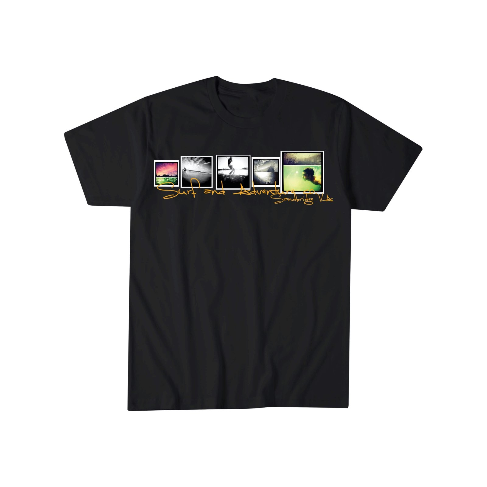 Youth S&A Frames Tee