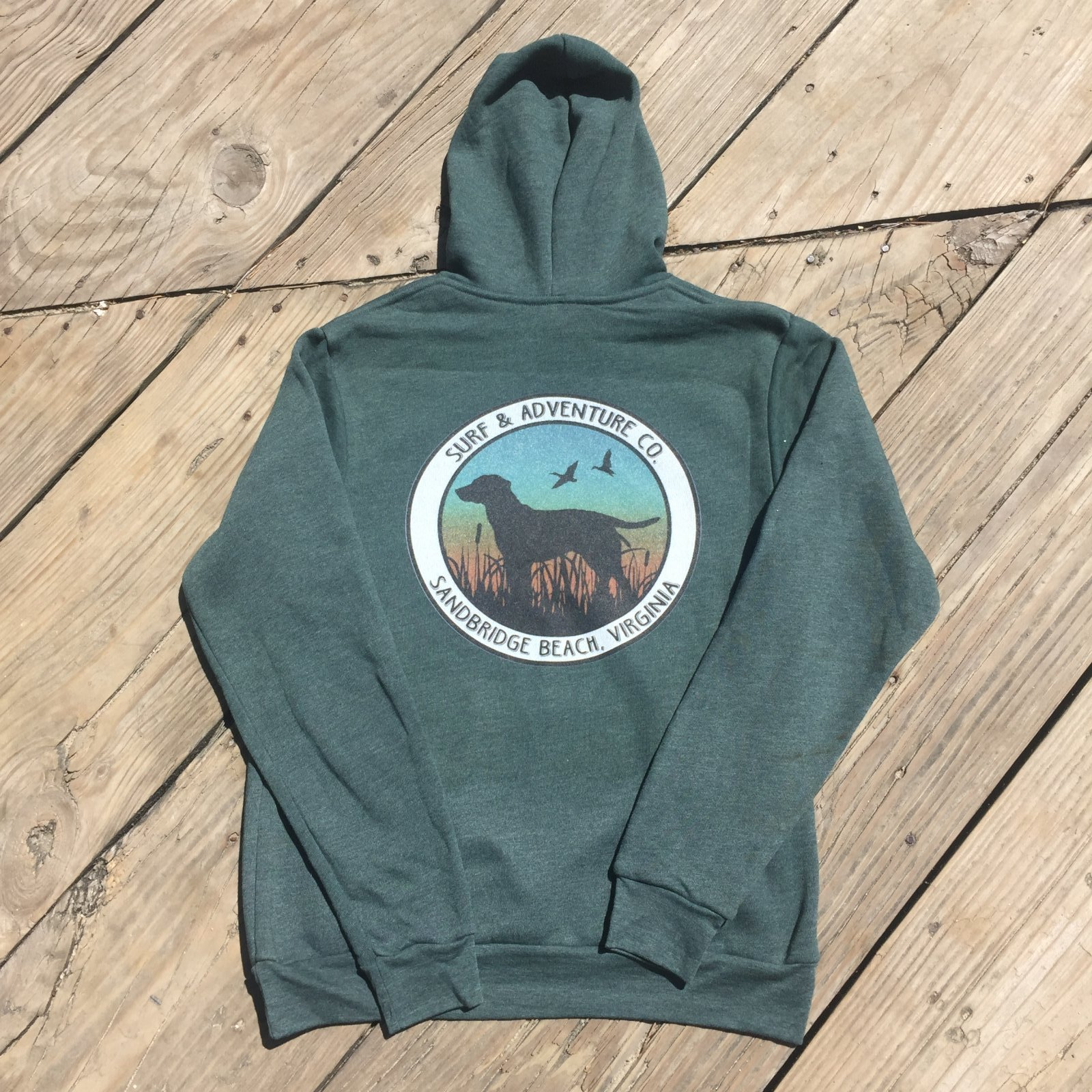 Surf & Adventure Co. Bay Pullover