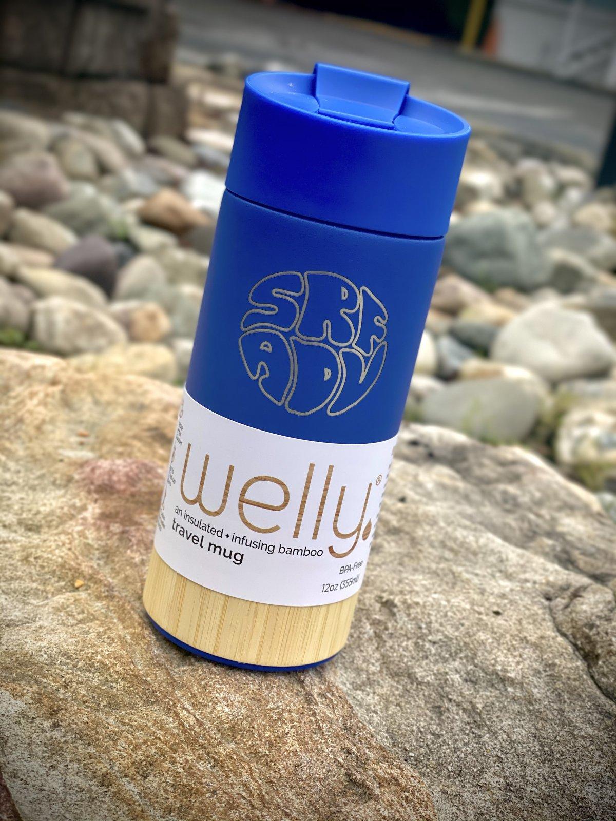 S&A Welly Traveler 12 oz. Mug
