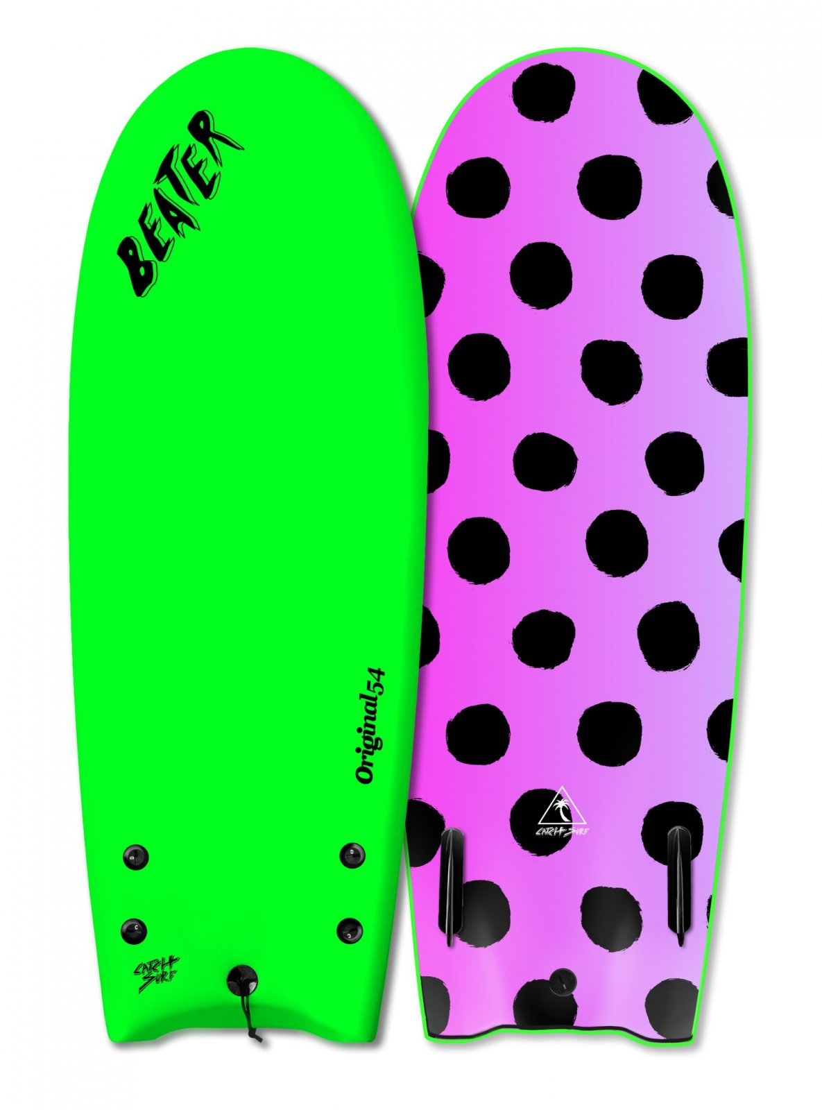 Beater Original 54 - Twin Fin 18